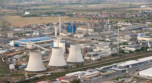 Elvețienii de la Ameropa au cumpărat acum doi ani combinatul chimic Azomureș de la Târgu Mureș. Sursă foto: Azomureș.
