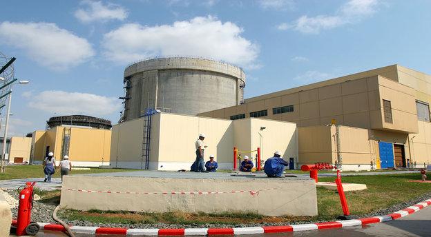 Centrala nucleară de la Cernavodă asigură până la 20% din producția internă de energie. Sursă foto: Nuclearelectrica.