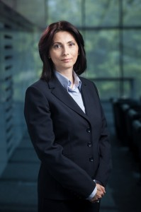 Mihaela Lupu, vicepreședinte executiv și director financiar al UniCredit Țiriac Bank. Sursă foto: UniCredit Țiriac Bank.