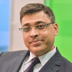 Ahmed Hassan, Managing Partner Deloitte România. Sursă foto: Deloitte.
