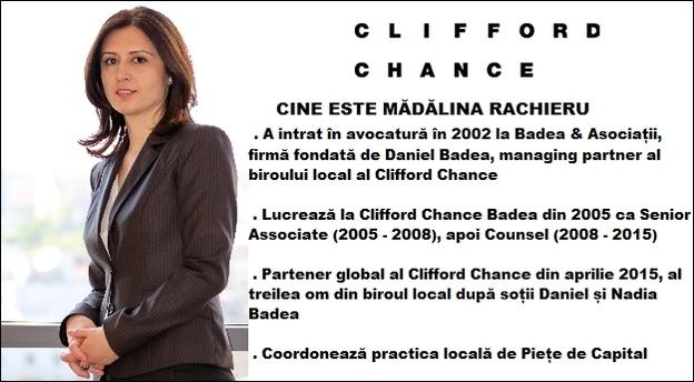 Sursă foto: Clifford Chance Badea.