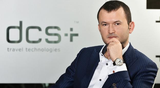 Cristian Dincă, fondatorul și proprietarul afacerii DCS Plus. Sursă foto: DCS Plus.
