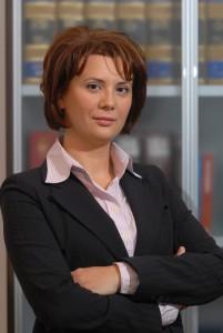 Gabriela Anton, managing associate la Țuca Zbârcea & Asociații. Sursă foto: Țuca Zbârcea & Asociații.