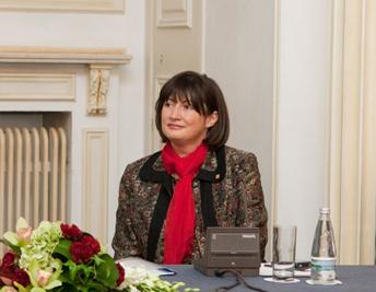 Doina Popescu, Managing Director al Pinebridge Investments pentru Europa Centrală. Sursă foto: UTI.