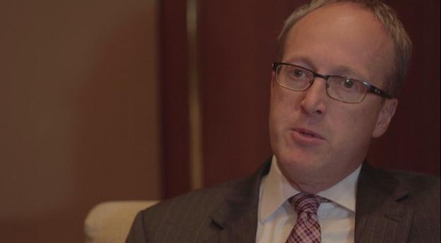 William Watson, Managing Partner al V4C, derulează în acest moment tranzacția de exit din MedLife