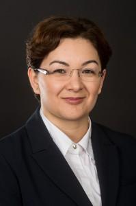 Cristiana Fernbach, noul coordonator al al practicii locale de Proprietate Intelectuală și Tehnologie al biroului Noerr din București. Sursă foto: Noerr.