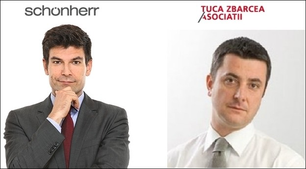 Coordonatorii avocaţilor celor două părţi ale tranzacţiei Carrefour - Billa: Austriacul Markus Piuk (foto stânga)  , Partener Schoenherr, a lucrat pentru vânzător, iar românul Răzvan Gheorghiu - Testa (foto dreapta), Partener Ţuca Zbârcea & Asociaţii, a fost unul dintre coordonatorii avocaţilor cumpărătorului