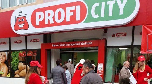 Ținta Profi este să ajungă la 500 de magazine până la finele acestui an. Sursă foto : Profi.