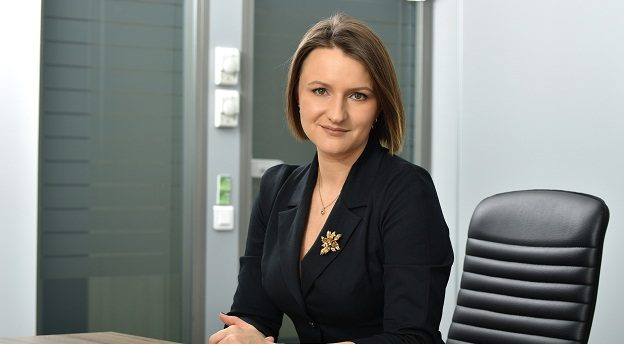 Silviana Badea preia de la 1 martie poziția de Managing Director JLL România. Sursă foto: JLL.
