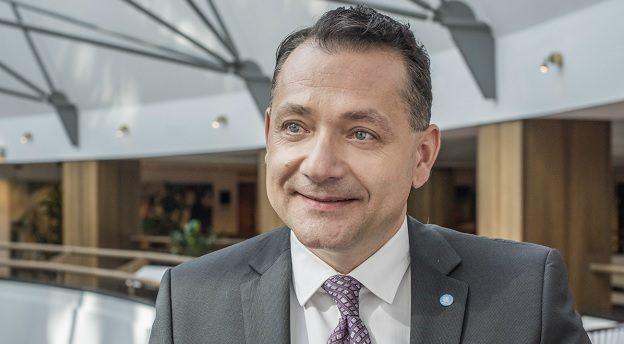 Radu Gorduza, CEO Affidea România. Sursă foto: Affidea.