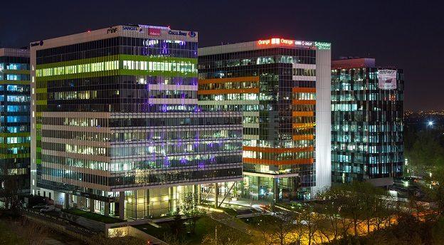Globalworth a finalizat după 3 ani achiziția întregului complex de birouri Green Court din nordul Bucureștiului. Sursă foto: Globalworth.