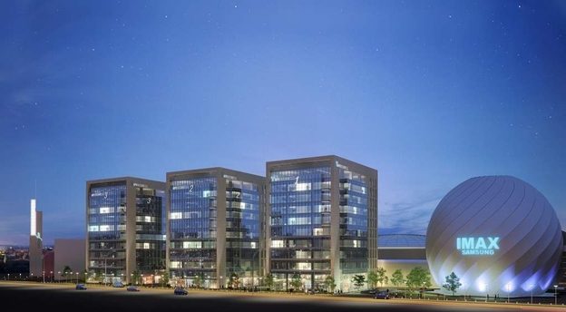 Dezvoltatorul imobiliar AFI Europe are planuri de extindere pe piața Bucureștiului cu imobile de birouri. Sursă foto: AFI Europe.