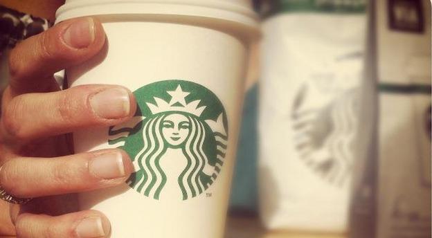 Lanțul Starbucks are 19 cafenele în România. Sursă foto: Starbucks.