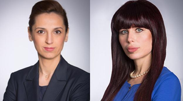 Miruna Suciu (dreapta) și Luminița Popa (stânga) sunt cei doi Managing Partner ai firmei Suciu Popa & Asociații, rezultate în urma ultimului val de plecări din firma Mușat & Asociații
