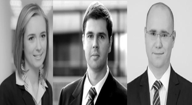 Adina Vizoli, Silviu Bădescu și Lucian Barbu sunt cei trei noi parteneri din echipa de consultanță fiscală a NNDKP