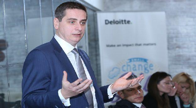 Radu Dumitrescu, Partener servicii suport în tranzacții și reorganizare în cadrul Deloitte România. Sursă foto: Deloitte.