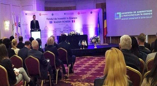 Alexey Golovin, vicepreședinte devzoltare corporativă și strategie al KMG International. Sursă foto: KMGI.
